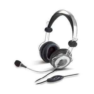 with Noise canceling microphone. In line volume control. Electronics