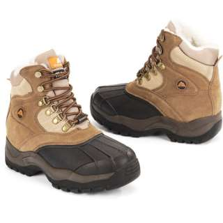 Ozark Trail   Womens Eagle Waterproof Thinsulate Lace up Winter Boots