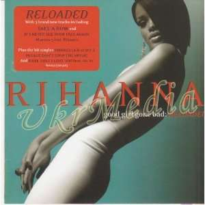 Good Girl Gone Bad Reloaded   Rihanna (2008) Rihanna Music