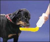 Gulpy Pet Dog Portable Travel Water Bottle Dispenser 10 oz or 20 oz