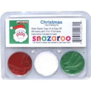 Christmas THEME PACK Snazaroo Face Paint Theme Set Toys
