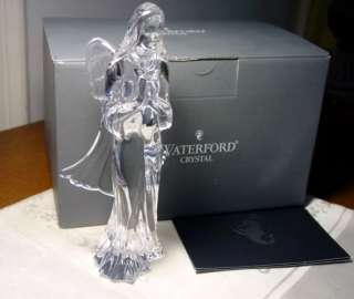 Waterford Crystal ANGEL of GRACE Figurine, NEW in BOX