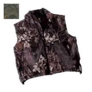 Down Vest   Mossy Oak (New) Break Up, Large: Sports & Outdoors