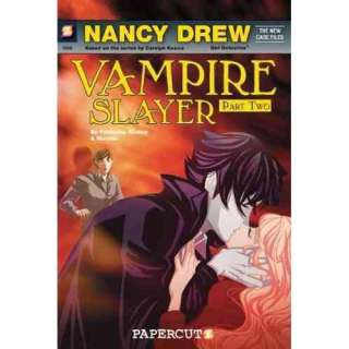 Nancy Drew the New Case Files #2 A Vampires Kiss