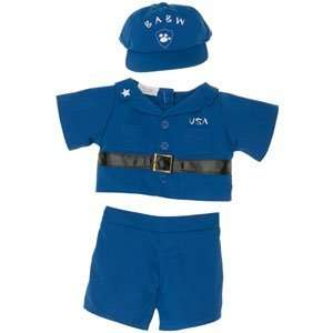 Build A Bear Workshop Coast Guard Uniform 3 pc. Toys & Games
