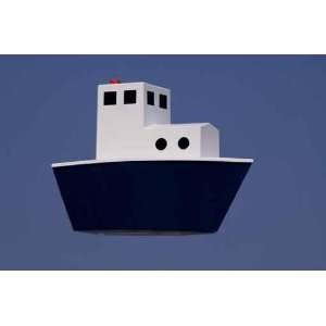 Maquette Bateau   Peel and Stick Wall Decal by Wallmonkeys