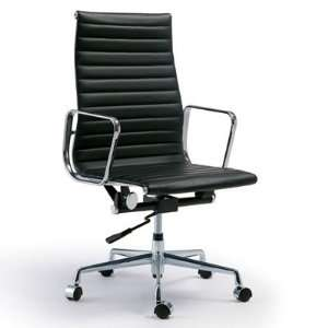 Aluminum Group Management Chair High Back