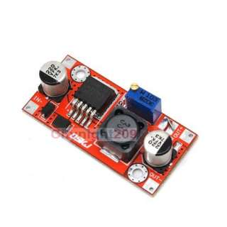 LM2596 DC DC Step Down Adjustable Power Supply Module