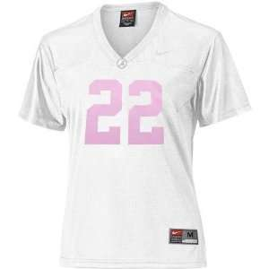 Nike Alabama Crimson Tide Womens #22 Pink Logo Replica Football