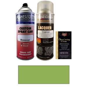 12.5 Oz. Lime Green Metallic Spray Can Paint Kit for 1974 Audi