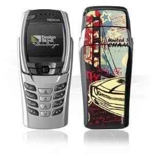 Design Skins for Nokia 6800   Classic Muscle Car Design