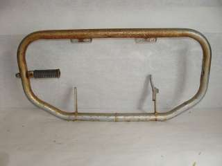 1976 Honda CB750 Engine Guard Crash Bar   Image 01
