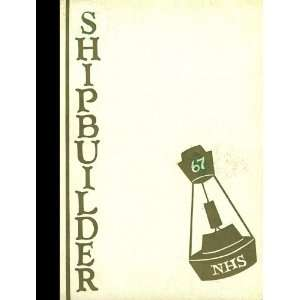 (Reprint) 1967 Yearbook Norwell High School, Norwell