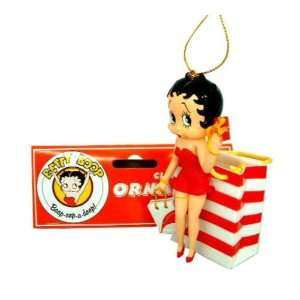 Betty Boop Shopping Ornament Case Pack 24
