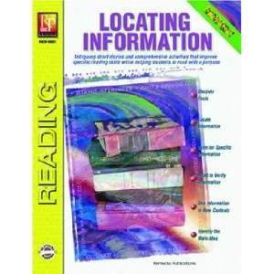 SPECIFIC READING SKILLS LOCAT ING INFORMATION: Sports