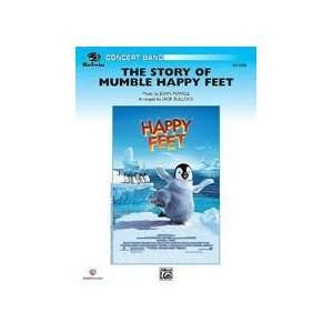 The Story of Mumble Happy Feet Conductor Score & Parts