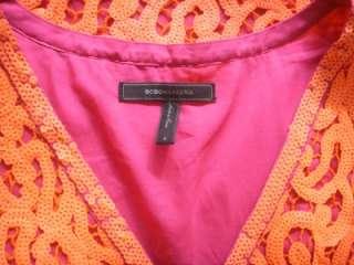 BCBG Max Azria GABRIELLE SEQUINED DRESS