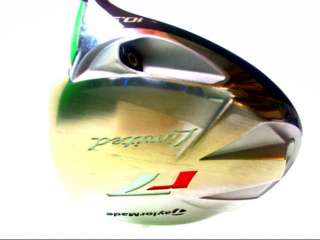 TaylorMade R7 Limited Driver 10.5 Graphite Senior Right