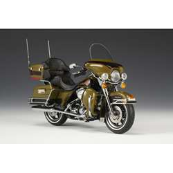 2007 Harley Davidson Olive Pearl Ultra Classic Electra