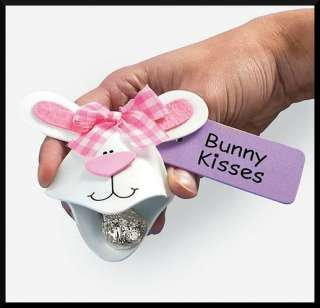 Bunny Craft Kits Easter Treat Holders 4 Kids ABCraft