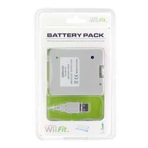 FOR NINTENDO WII FIT BOARD RECHARGABLE BATTERY+CHARGER