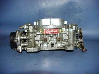 Edelbrock Webber Carter AFB 4V barrel carburetor 1400 2994 600 CFM