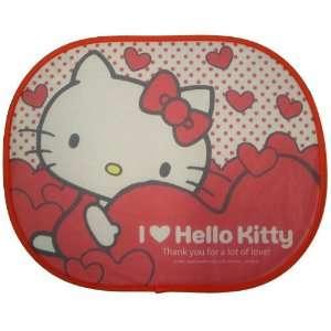 Hello Kitty Sanrio Heart Car Side Sun Shade Automotive
