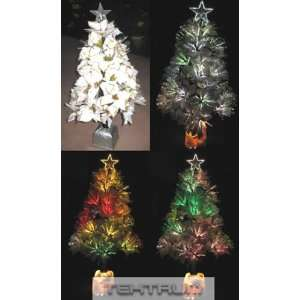 Color Changing Fiber Optic Lights For Christmas/Holiday/Party Home