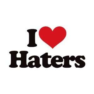 I Love Haters! Pin: Everything Else