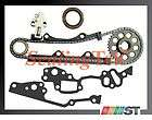 4L 22R 22RE Engine Timing Chain Gear Kit set 22REC part component
