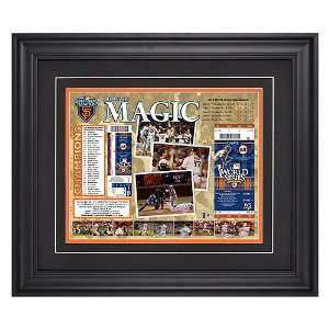 San Francisco Giants 2010 World Series Champions Believe the Magic