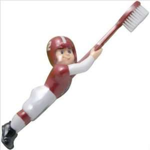 Alabama Crimson Tide Football Player Toothbrush: Home & Kitchen