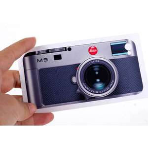Leica M9 Apple iPhone 4 Cover Sticker Protective Skin