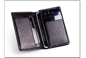 Wallet For iPhone 3g 3gs 4g blackberry9700 plus card holder