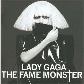 The Fame Monster (2CD), Lady GaGa Pop