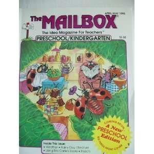 mailbox preschool magazine my personal tutor deluxe preschool amp kindergarten 318