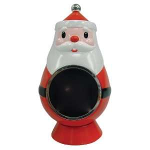 Digital Photo Viewer (Christmas Tree   Santa Ornament)