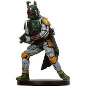 Star Wars Miniatures: Bobba Fett, Bounty Hunter # 19   Bounty Hunters
