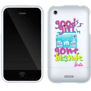 Barbie   Good Girl Gone Blonde design on iPhone 3G/3GS