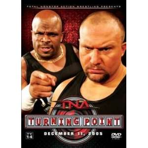 TNA Wrestling Turning Point 2005 Bobby The Brain Heenan