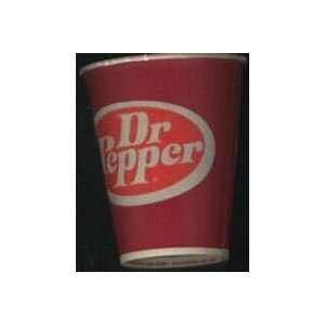 Vintage Dr. Pepper Soda Cup 1960: Everything Else