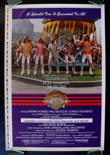 SGT PEPPERS LONELY HEARTS CLUB BAND * 1SH MOVIE POSTER