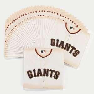 MLB San Francisco Giants™ Luncheon Napkins   Tableware