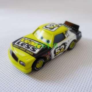 Disney Pixar Cars Diecast Mcqueen Leak Less #52 Loose