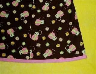 New Mod Hip Owl toddler baby girl dress kids clothes