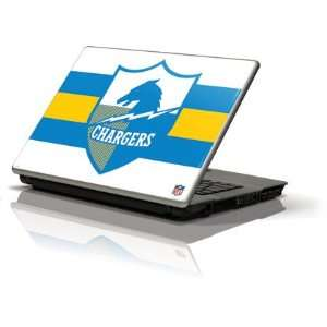San Diego Chargers Retro Logo Flag skin for Dell Inspiron