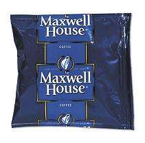 Maxwell House   Regular Roast Ground Coffee Packets, 1.5 oz   42