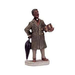 Village Collection Preacher Figurine #12484