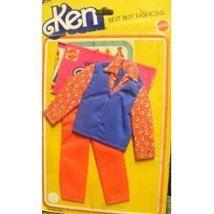 Ken Doll Best Buy Fashion 1975 (Hong Kong) Toys & Games