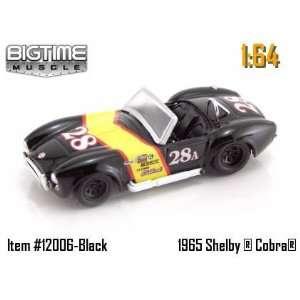 Racing 1965 Shelby Cobra 427 S/C 1:64 Scale Die Cast Car: Toys & Games